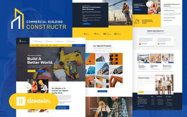 WordPress Kotisivut – Constructr