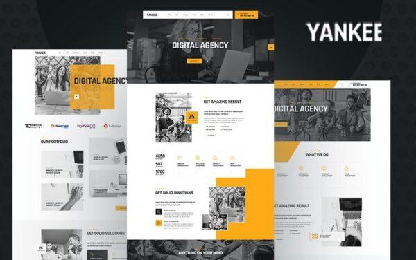 WordPress Kotisivut – Yankee