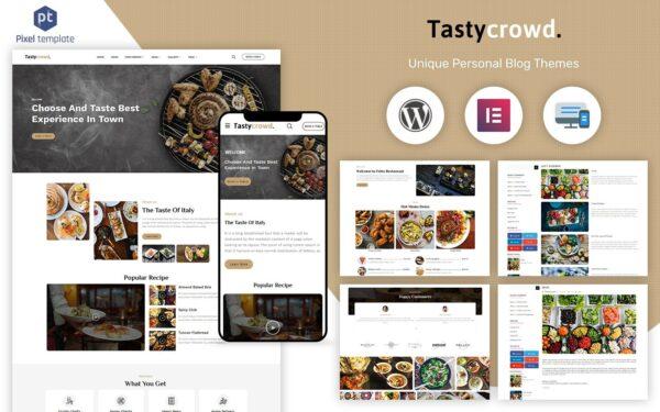 WordPress Kotisivut – Tastycrowd