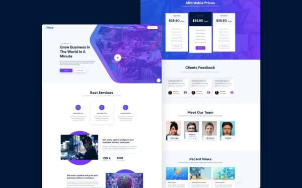 WordPress Kotisivut – ITHUB