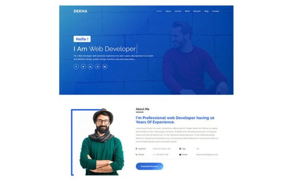 WordPress Kotisivut – Dekha