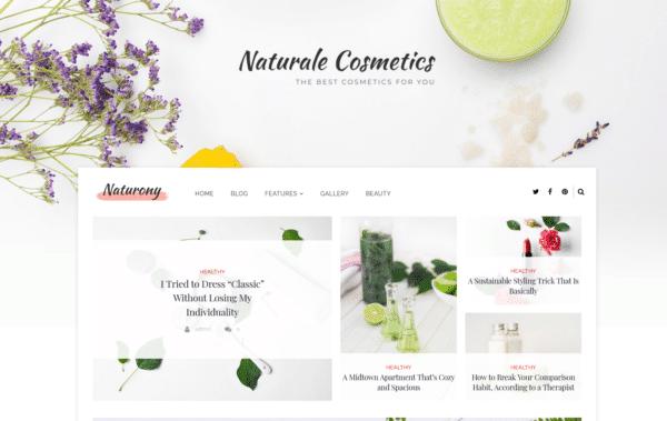 WordPress Kotisivut – 24.Storycle Healthy Fashion