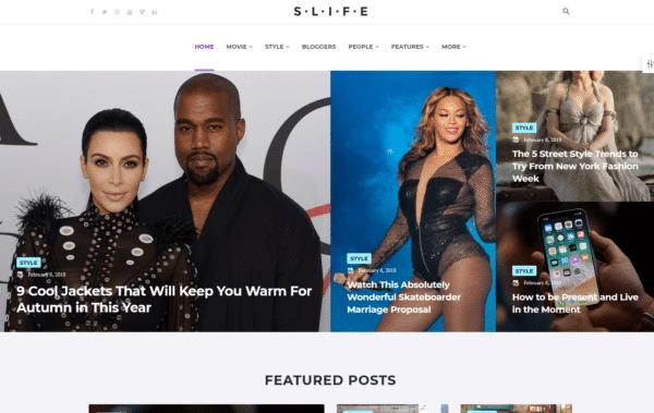 WordPress Kotisivut – 24.Storycle Lifestyle