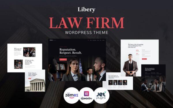 WordPress Kotisivut – Libery