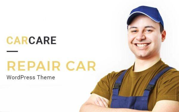 WordPress Kotisivut – Car Care