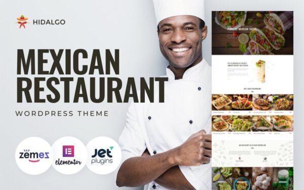 WordPress Kotisivut – Hidalgo