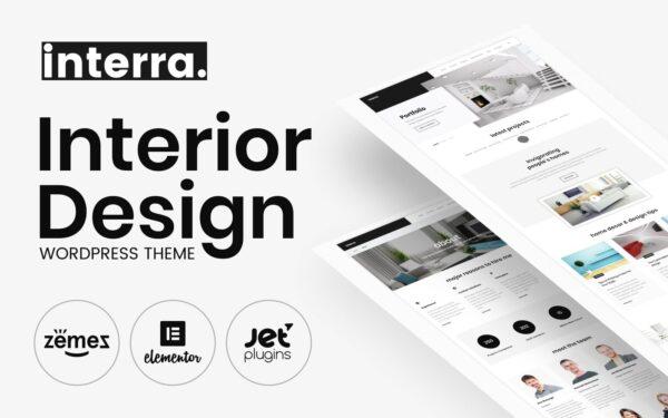 WordPress Kotisivut – Interra