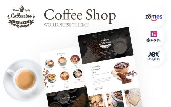 WordPress Kotisivut – Latteccino