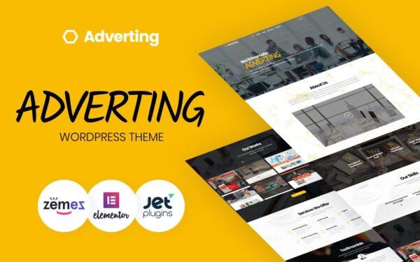 WordPress Kotisivut – Adverting