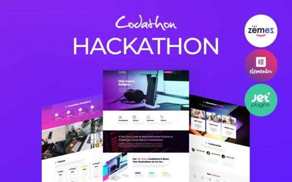 WordPress Kotisivut – Codathon