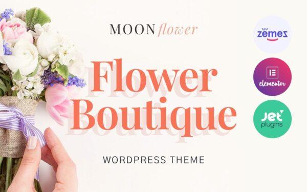 WordPress Kotisivut – Moon Flower