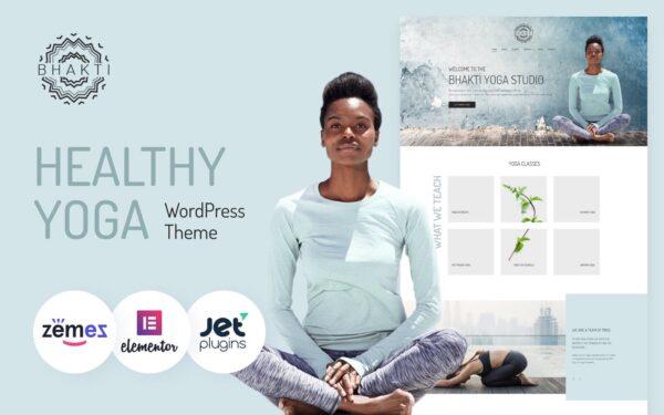 WordPress Kotisivut – Bhakti