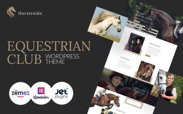 WordPress Kotisivut – Horsieside