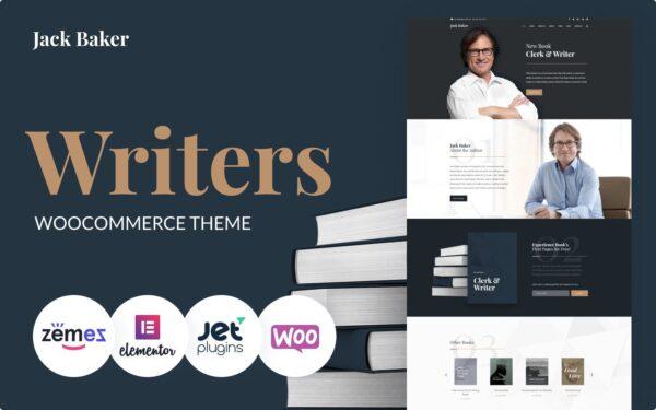WordPress Kotisivut – Jack Baker