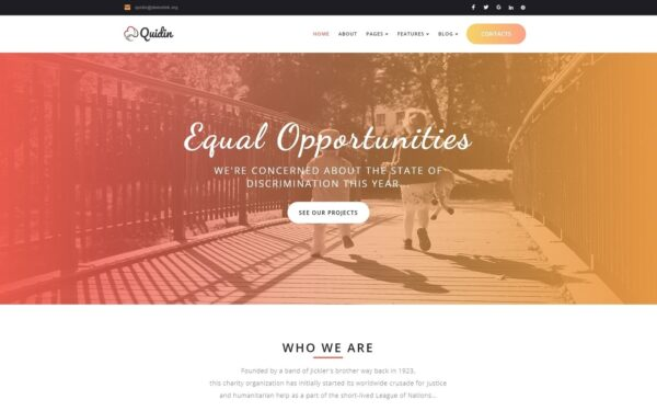 WordPress Kotisivut – Quidin