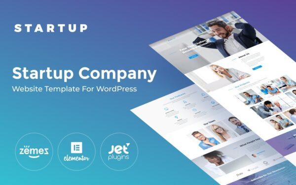 WordPress Kotisivut – Startup