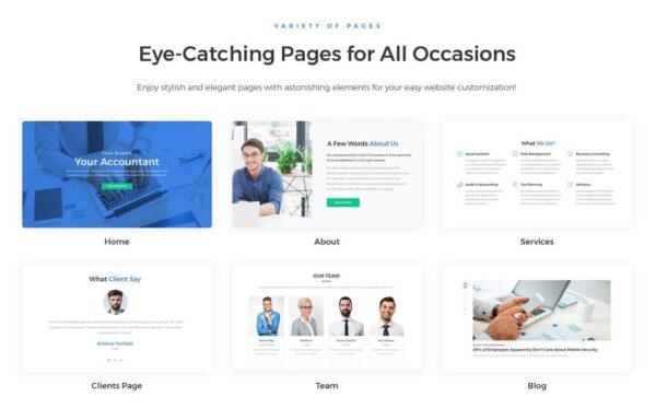 WordPress Kotisivut – Investero