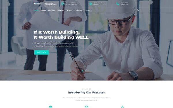 WordPress Kotisivut – Urbasy