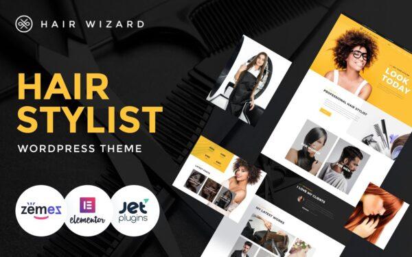 WordPress Kotisivut – Hair Wizard