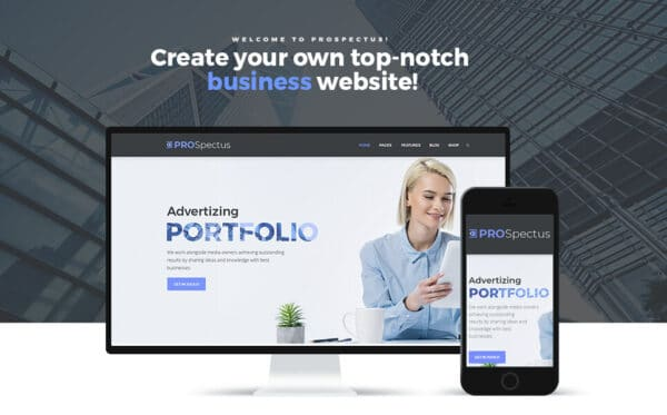 WordPress Kotisivut – Prospectus