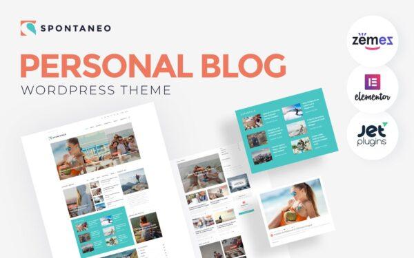 WordPress Kotisivut – Spontaneo