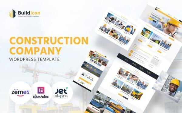 WordPress Kotisivut – BuildIcon