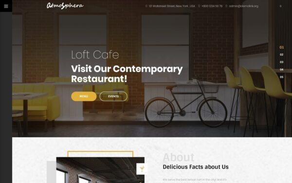 WordPress Kotisivut – Lunar Cafe