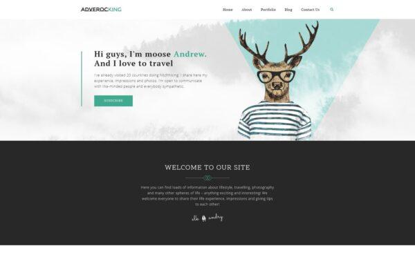 WordPress Kotisivut – Adverocking