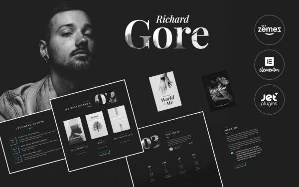 WordPress Kotisivut – Richard Gore