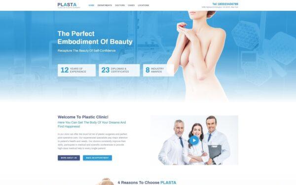 WordPress Kotisivut – Plasta