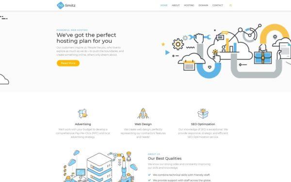 WordPress Kotisivut – NoLimitz