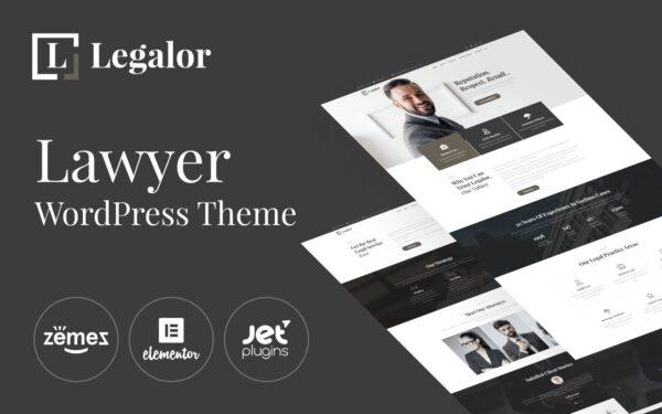 WordPress Kotisivut – Legalor