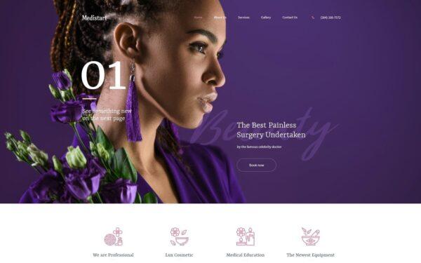 WordPress Kotisivut – Medistart