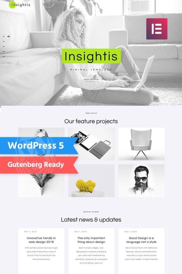 WordPress Kotisivut – Insightis