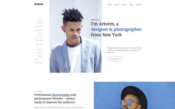 WordPress Kotisivut – Artores