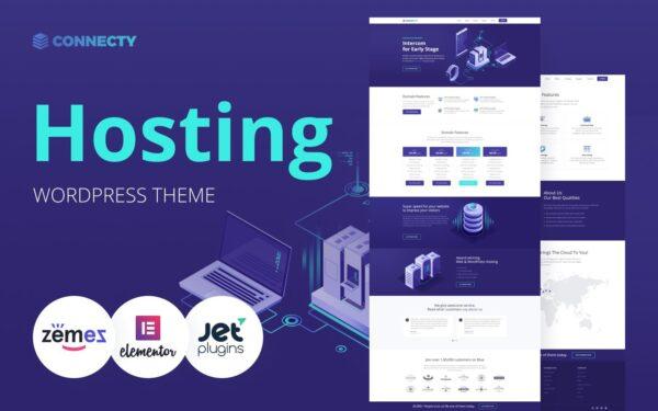 WordPress Kotisivut – Connecty