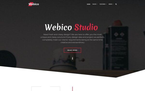 WordPress Kotisivut – Webico