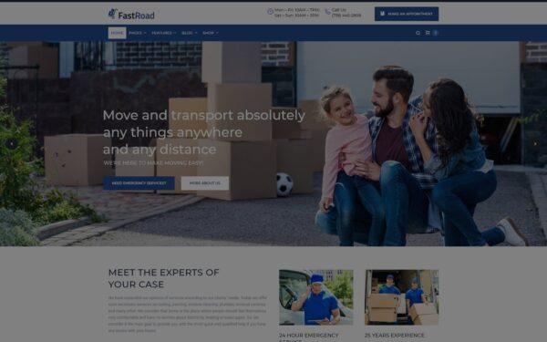 WordPress Kotisivut – FastRoad