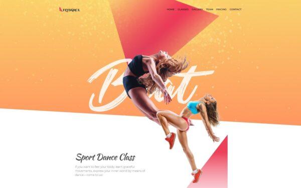 WordPress Kotisivut – Flydance