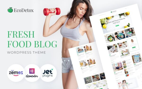 WordPress Kotisivut – EcoDex