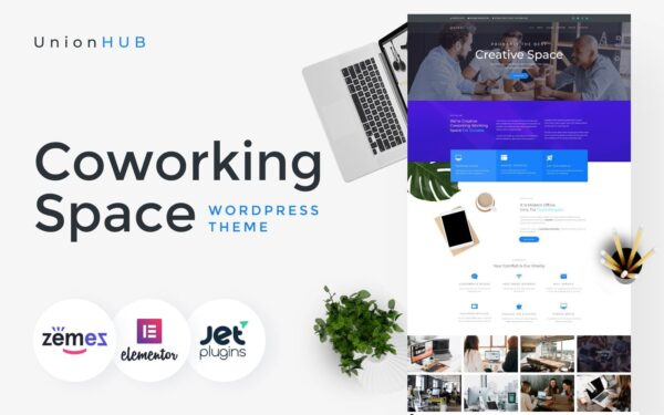 WordPress Kotisivut – UnionHUB