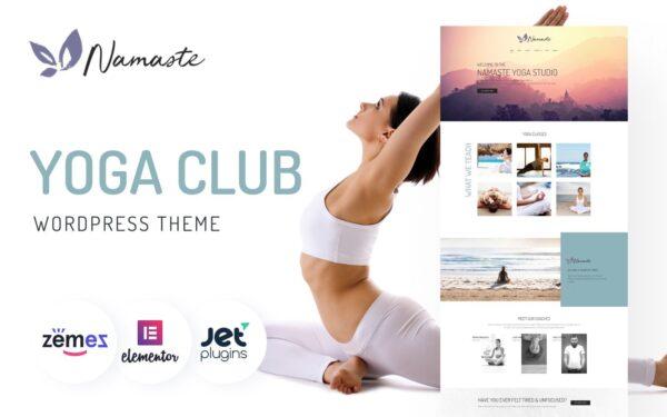 WordPress Kotisivut – Namaste