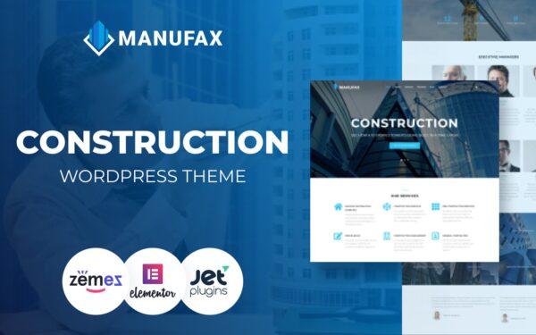 WordPress Kotisivut – Manufax