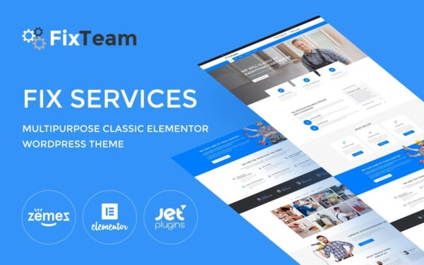 WordPress Kotisivut – FixTeam