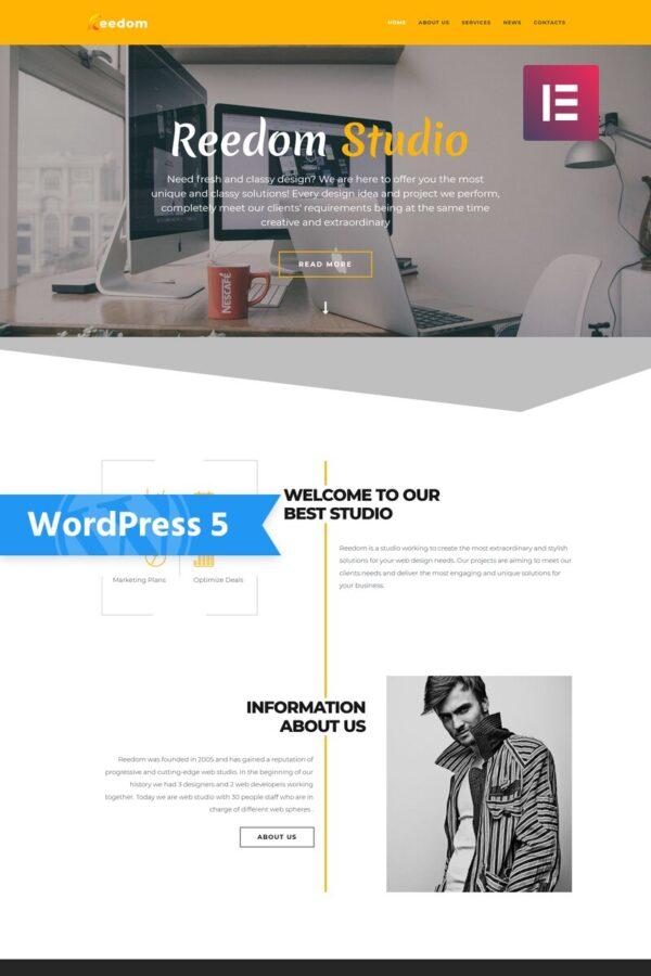 WordPress Kotisivut – Reedom