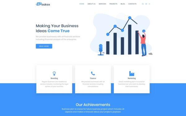 WordPress Kotisivut – Peakex