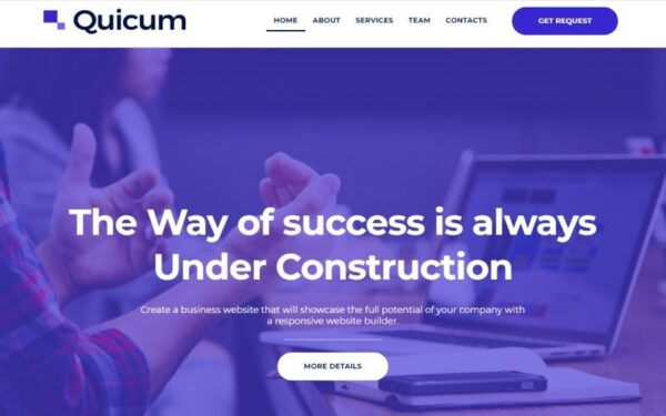 WordPress Kotisivut – Quicum