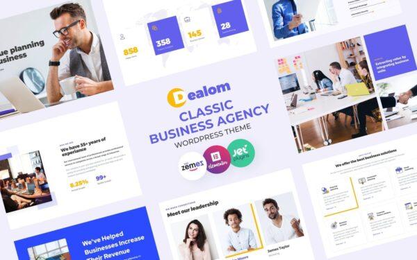 WordPress Kotisivut – Dealom