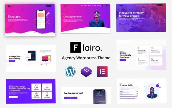 WordPress Kotisivut – Flairo