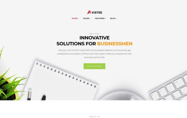 WordPress Kotisivut – Avistee Consultant